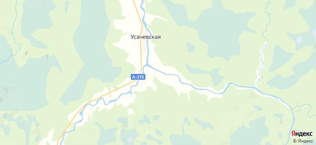 Романово на карте