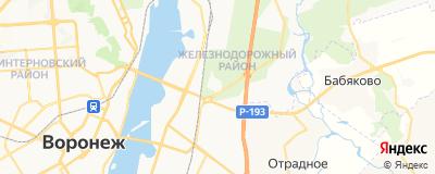 Быковцев Борис Германович, адрес работы: г Воронеж, ул Минская, д 43