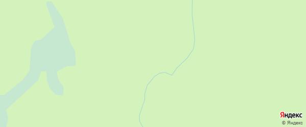 Карта деревни Боярского в Вологодской области с улицами и номерами домов