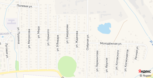 Улица Жданова в Петушках с номерами домов на карте. Спутник и схема онлайн