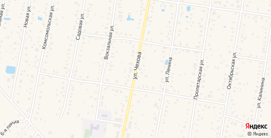 Улица Чехова в Шатуре с номерами домов на карте. Спутник и схема онлайн