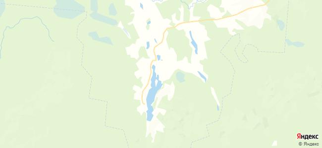 Пешково на карте