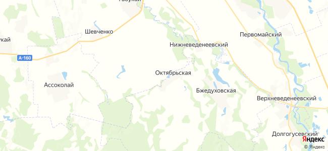 Чабанов на карте