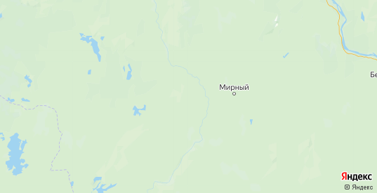 Карта Плесецкого района Архангельской области с городами и населенными пунктами