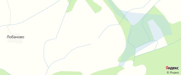 Карта деревни Матвеево в Вологодской области с улицами и номерами домов