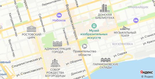 Карта садового некоммерческого товарищества Афганец-2 в Ростове-на-Дону с улицами, домами и почтовыми отделениями со спутника онлайн