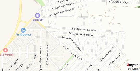 1-я Самолетная улица в Ростове-на-Дону с номерами домов на карте. Спутник и схема онлайн