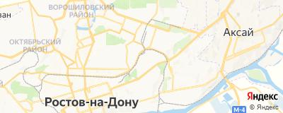 Егорова Наталья Павловна, адрес работы: г Ростов-на-Дону, ул 1-й Конной Армии, д 33