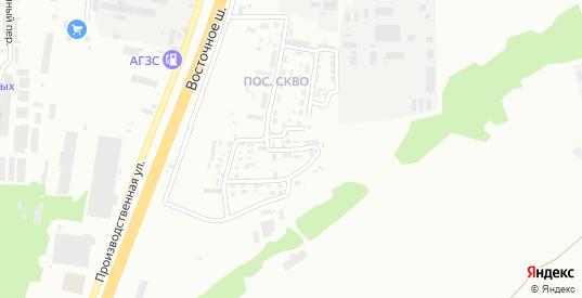 Садовый переулок в Батайске с номерами домов на карте. Спутник и схема онлайн
