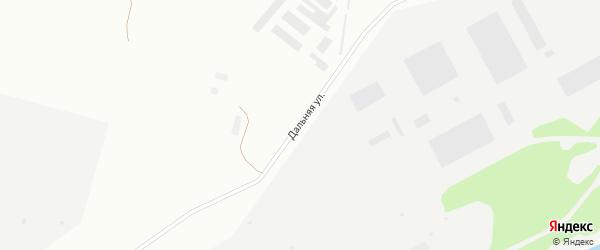 Дальная улица на карте Северодвинска с номерами домов