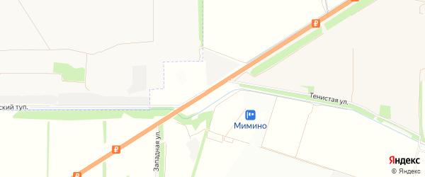 Территория 1081 км автомагистрали М 4 Дон на карте Аксайского района Ростовской области с номерами домов