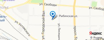 Посмотреть расположение квартир на карте