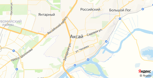 Карта Аксая с улицами и домами подробная. Показать со спутника номера домов онлайн