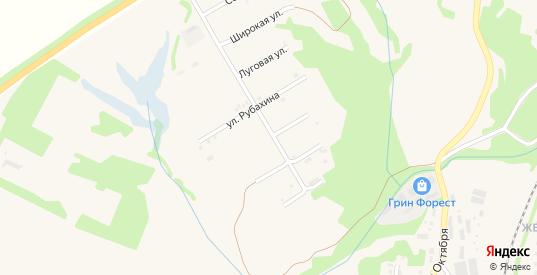 Кленовая улица в Боброве с номерами домов на карте. Спутник и схема онлайн