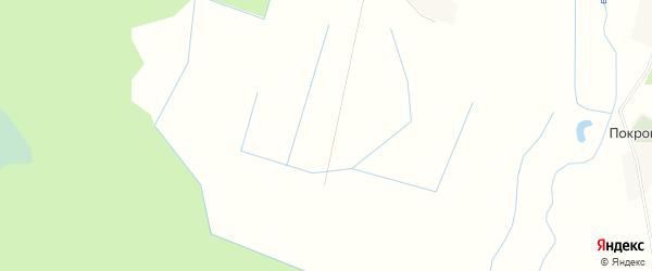 Карта деревни Кромино в Вологодской области с улицами и номерами домов