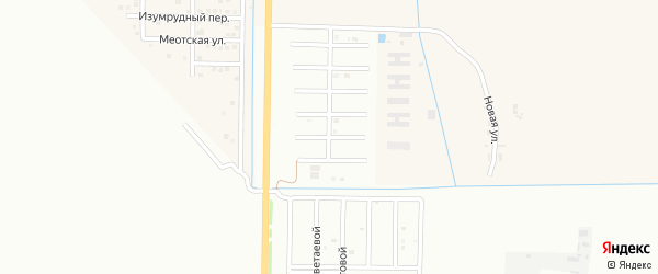 Улица С.Сивикьяна на карте Майкопа с номерами домов