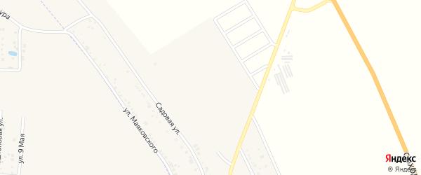 Июльская улица на карте хутора Северо-Восточные Садов с номерами домов