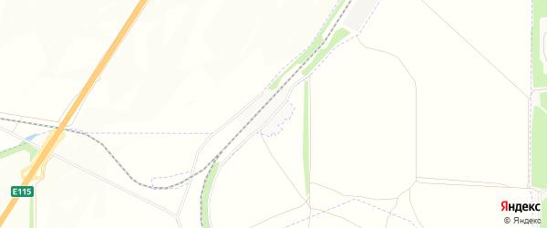 Карта автодороги Новочеркасска-Багаевской 11 км в Ростовской области с улицами и номерами домов