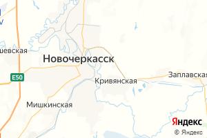 Карта г. Новочеркасск