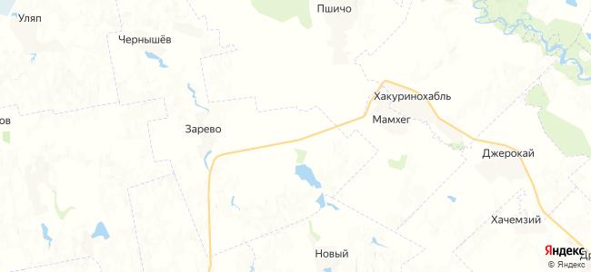 Дорошенко на карте