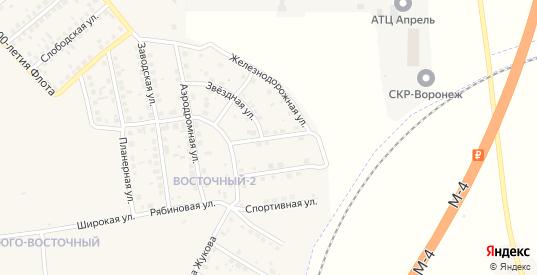 Депутатская улица в Павловске с номерами домов на карте. Спутник и схема онлайн
