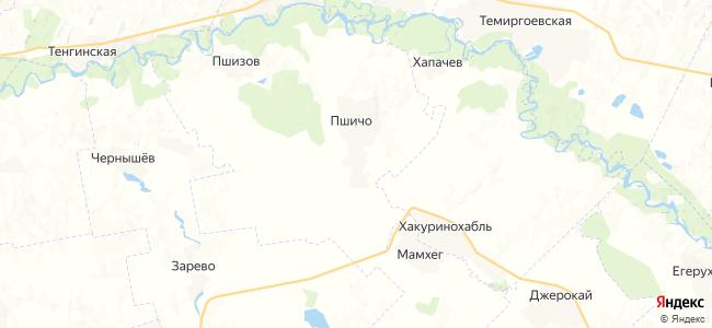 Кабехабль на карте