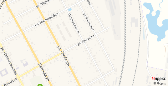 Петровская улица в Данилове с номерами домов на карте. Спутник и схема онлайн