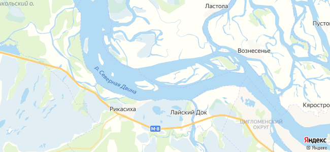 Свинец на карте