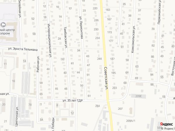 космос карта тамбова с улицами и фото домов огонь имя самоцвета