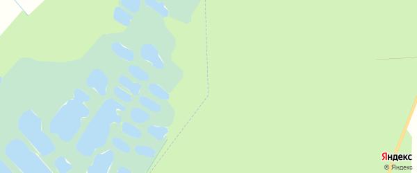 СНТ Приозерный на карте Комсомольского района Ивановской области с номерами домов