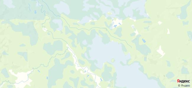 Пархиево на карте