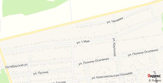 1 Мая улица в Камешково с номерами домов на карте. Спутник и схема онлайн