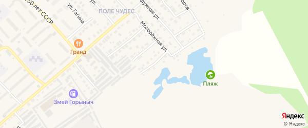 Гончарная улица на карте Касимова с номерами домов