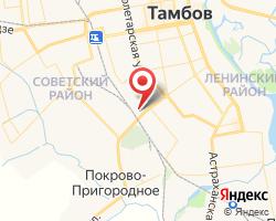 Представительство «ЖелДорЭкспедиция» Тамбов