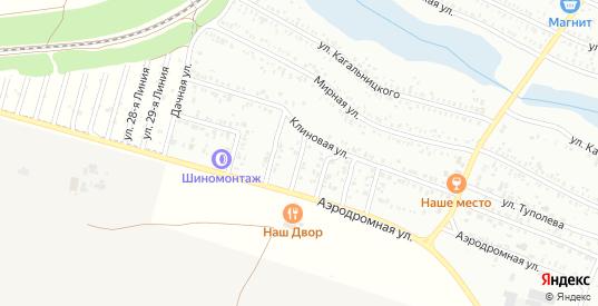 Улица Яшина в Сальске с номерами домов на карте. Спутник и схема онлайн