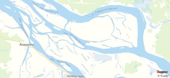 Александровская 3-я на карте