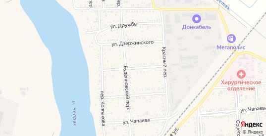 Северная улица в Пролетарске с номерами домов на карте. Спутник и схема онлайн