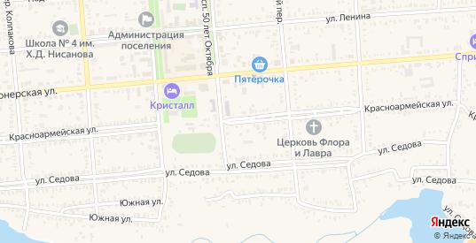 Красноармейская улица в Пролетарске с номерами домов на карте. Спутник и схема онлайн