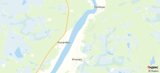 Ступино на карте