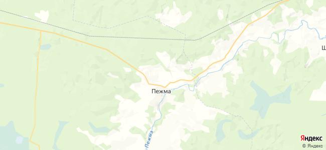 Петраково на карте