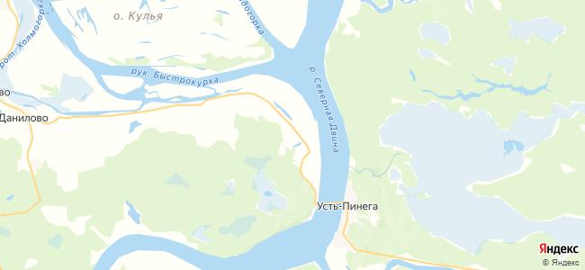 Собино на карте