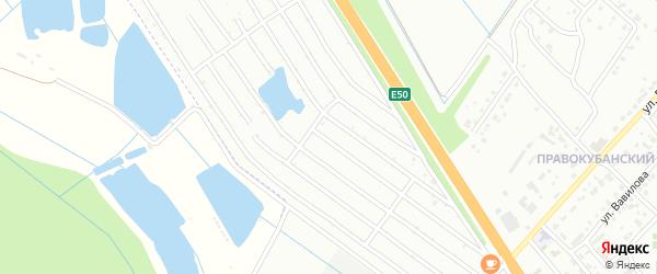 Территория гк Кубань на карте Невинномысска с номерами домов