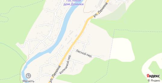 Пригородный переулок в Карачаевске с номерами домов на карте. Спутник и схема онлайн