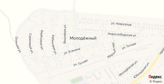 Северный микрорайон в Сасово с номерами домов на карте. Спутник и схема онлайн