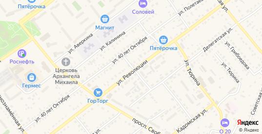 Делегатский проезд в Сасово с номерами домов на карте. Спутник и схема онлайн