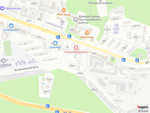 Ставрополя интим карта