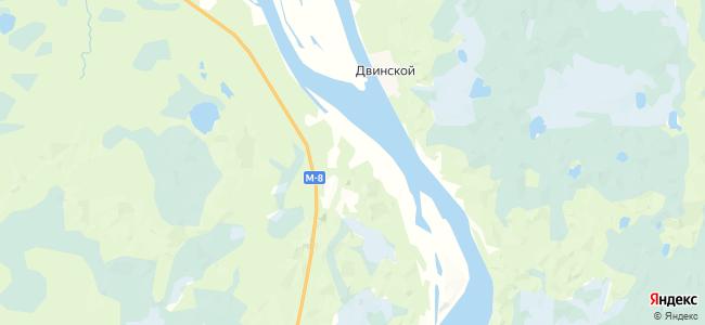 Россохи на карте