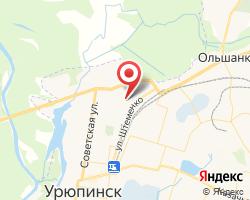 Представительство «ЖелДорЭкспедиция» Урюпинск