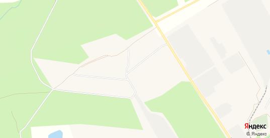 Карта территории СНТ Учитель в Выксе с улицами, домами и почтовыми отделениями со спутника онлайн
