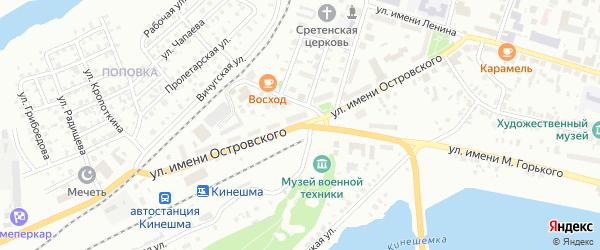 Здания на улице Ленина в Кинешме | Лаперуз | 250x600